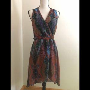 Charlie Jade Geometric Dress